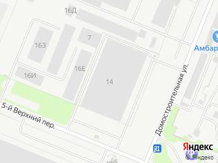 Аренда склада 960 м2, метро Парнас