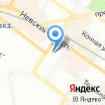 Darksideshop на карте Санкт-Петербурга