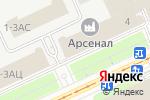 Схема проезда до компании Комфортел в Санкт-Петербурге