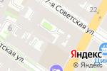 Схема проезда до компании Вентмастер в Санкт-Петербурге
