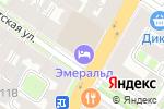 Схема проезда до компании Суворовский в Санкт-Петербурге