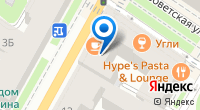Компания Анима на карте