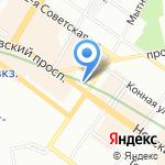 Trivium на карте Санкт-Петербурга