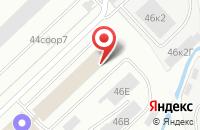 Схема проезда до компании Формула Д Руссланд в Санкт-Петербурге