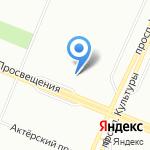 Viktoria на карте Санкт-Петербурга