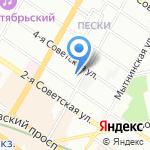 Центр Духовной Помощи на карте Санкт-Петербурга
