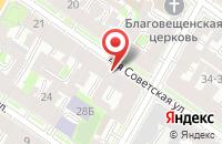 Схема проезда до компании Сувенирные Технологии в Санкт-Петербурге