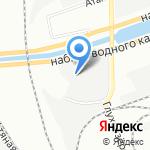 ИЗОВОЛЬТ на карте Санкт-Петербурга