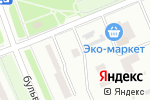 Схема проезда до компании Okos в