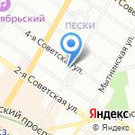 Мастерская позитивной психологии Андрея Левшинова на карте Санкт-Петербурга