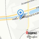 Спецпромсвязьсистема на карте Санкт-Петербурга