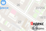 Схема проезда до компании Центр, ТСЖ в Санкт-Петербурге
