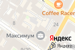 Схема проезда до компании Аспект в Санкт-Петербурге