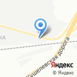 Мираж-Сталь на карте Санкт-Петербурга