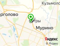 Карта проезда в компанию СТО Фортуна