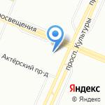Silver на карте Санкт-Петербурга