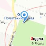 Центр цифровой репрографии на карте Санкт-Петербурга