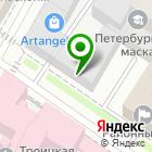 Местоположение компании Творческое ателье Нели Фамской