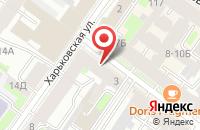 Схема проезда до компании Эйсиджи Сити в Санкт-Петербурге