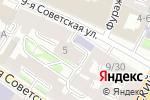 Схема проезда до компании БСИ телеком в Санкт-Петербурге
