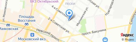 Золотой ключик на карте Санкт-Петербурга