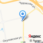 СтройАльянс на карте Санкт-Петербурга