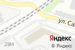 Схема проезда до компании Вимпакт в Санкт-Петербурге