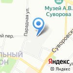 Интеринтеллект-сервис на карте Санкт-Петербурга