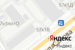 Схема проезда до компании Шиномонтажная мастерская в Санкт-Петербурге
