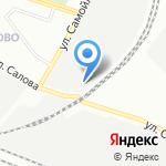 Пчёлкин на карте Санкт-Петербурга