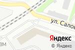 Схема проезда до компании Автомастерская в Санкт-Петербурге