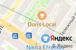 Схема проезда до компании Rocking Look в Санкт-Петербурге