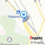 Elitewheels на карте Санкт-Петербурга
