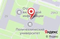 Схема проезда до компании Издательско-Полиграфическая Ассоциация Университетов России в Санкт-Петербурге