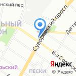 Комиссионный магазин-мастерская цифровой техники на карте Санкт-Петербурга