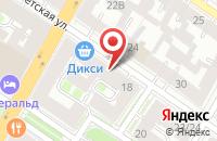 Схема проезда до компании Петербургское Концертное Содружество в Санкт-Петербурге