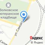 Ваш Ремонт на карте Санкт-Петербурга