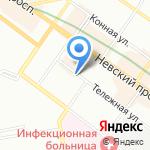 XXI век на карте Санкт-Петербурга