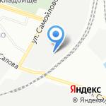 ГраниАрт на карте Санкт-Петербурга