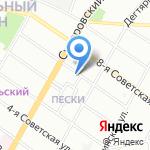 Морфеус на карте Санкт-Петербурга