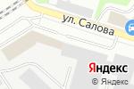 Схема проезда до компании ФОРТУНА в Санкт-Петербурге