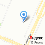 Ателье-химчистка на карте Санкт-Петербурга