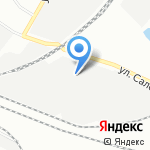 Оникс-сервис на карте Санкт-Петербурга