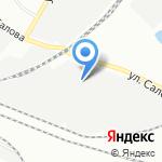 ПГ Стеллс на карте Санкт-Петербурга