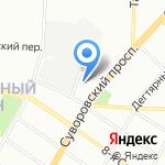 Строй-Эксперт на карте Санкт-Петербурга