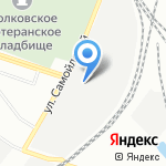 Балтийский Центр Лазерной Резки на карте Санкт-Петербурга