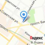 Традиции безопасности на карте Санкт-Петербурга