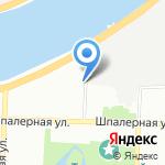RVI на карте Санкт-Петербурга