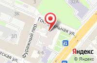 Схема проезда до компании 33 Миллиона в Санкт-Петербурге