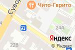 Схема проезда до компании Компания Дельфа в Санкт-Петербурге